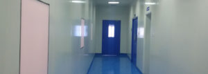 Modular clean room in Hyderabad
