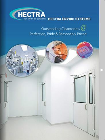 Clean Rooms Brochure