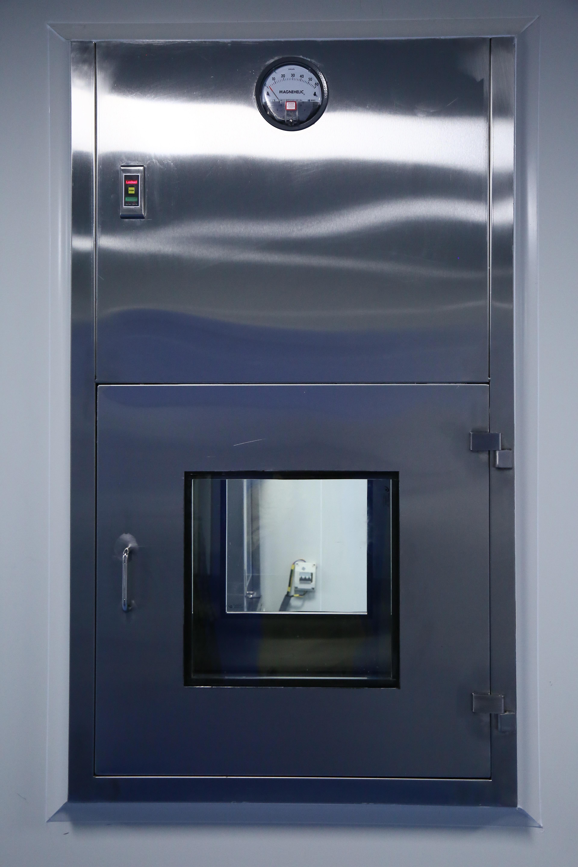 Clean Room Equipment - PASS BOXES (PASS THRU)
